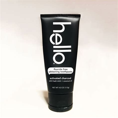 products charcoal toothpaste