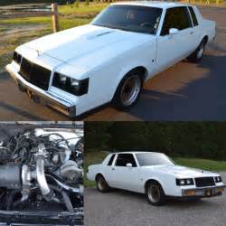 Buick Regal Turbo 1987 Buick Regal Turbo For Sale Photos Technical