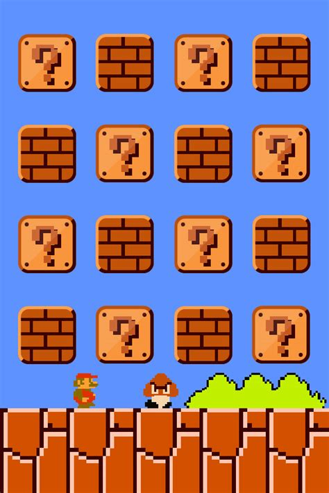 wallpaper for iphone mario super mario bros iphone 4 wallpaper pocket walls hd