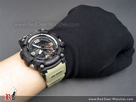 buy casio g shock mudmaster master of g sensor sport
