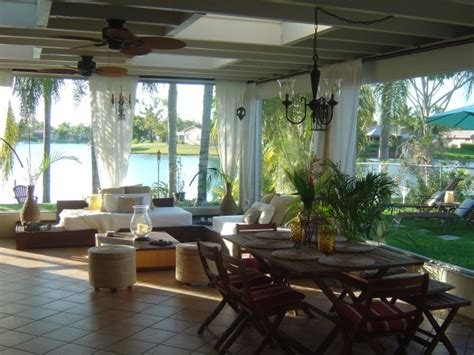 lanai ideas lanai ideas curtains fans florida pinterest sun