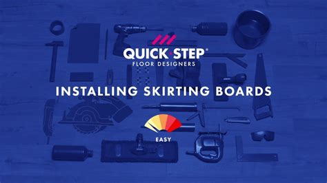 Quick Steps Tutorial Webucator - how to install skirting boards on your floor tutorial by