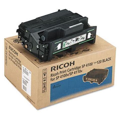 Toner Ricoh ricoh sp 4100 black toner cartridge 406997