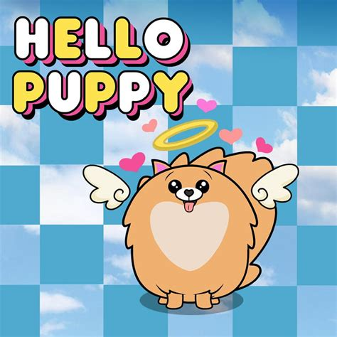 hello puppy hello puppy kuu kuu harajuku community fandom powered by wikia