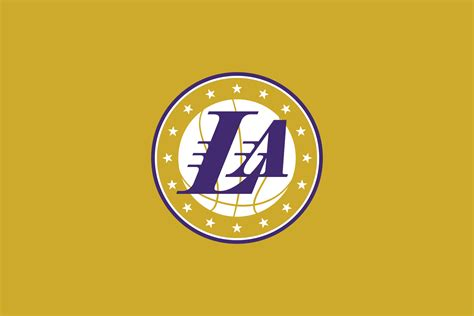 nba logo redesigns by michael weinstein showtime lakers logo www imgkid com the image kid has it