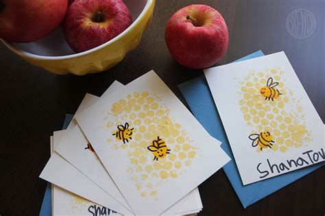 rosh hashanah crafts for a rosh hashanah craft for that s sweet indeed