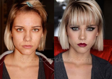 15 best images about before after makeup makeovers on transformation glamourosity