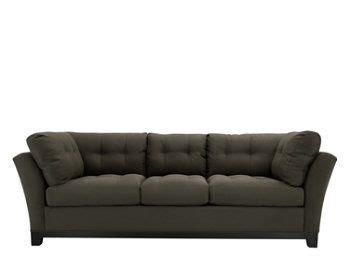 home metropolis microfiber sofa home metropolis microfiber sofa