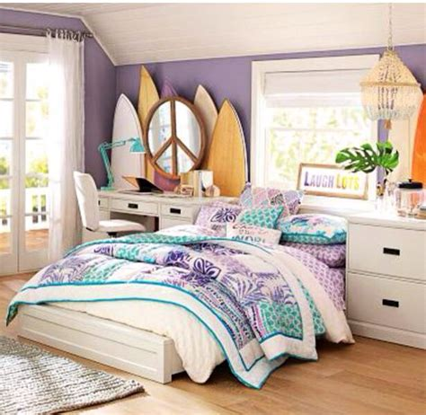 surf themed bedroom surfer girl bedroom lets just run off somewhere pinterest