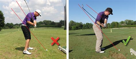 over the top swing golfe functional performance training