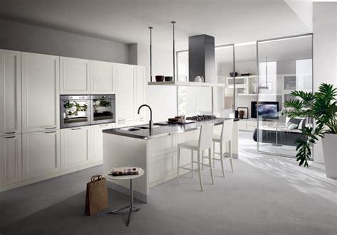 cucine e living pareti comunicanti livingcorriere
