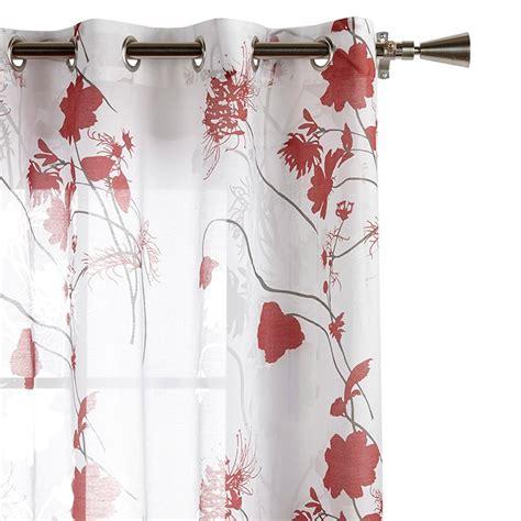 Rideaux Bouclair by Rideau Semi Transparent Gardenia 84 Po Bouclair