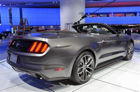 what color is magnetic photo gallery 2015 ford mustang convertible in magnetic