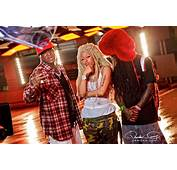 """Pics On Set Of Birdman's """"YU Mad"""" Video Shoot With Lil"""