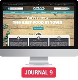 theme responsive exles journal opencart template 28 images 50 best responsive