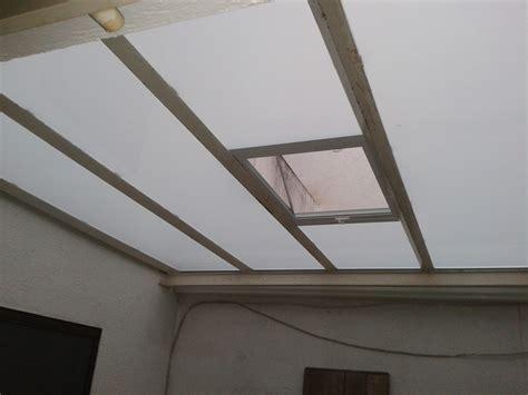 claraboya techo renovacion claraboya de patio interior ideas cristaleros