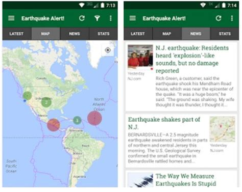 earthquake app 10 disaster apps that could save your life infographic