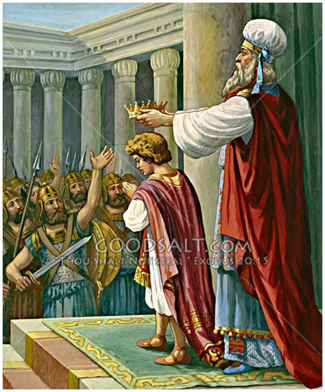 libro coronado stories joash the boy king crowned