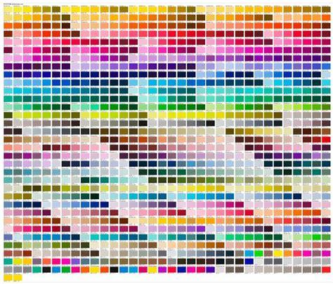 color pdf pantone colour chart next state
