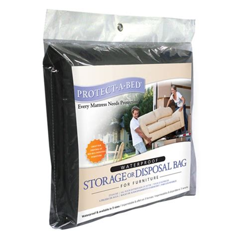 Mattress Disposal Bags by Protect A Bed Mattress Storage Box Storage Or