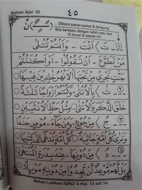 Cara Mudah Dan Asyik Belajar Al Qur An Dengan Jari Qur An buku iqro klasikal cara cepat belajar membaca al qur an toko muslim title