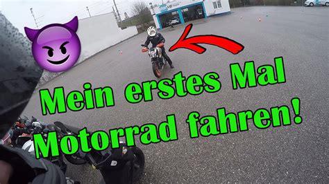 Motorrad Fahrschule Regen by Mein Erstes Mal Motorradfahren Fahrschule