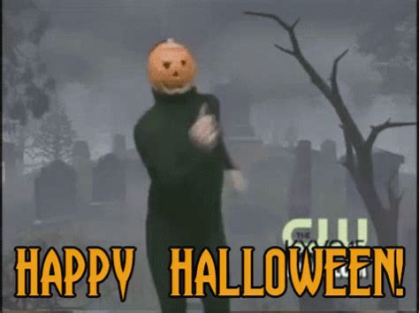 Happy Birthday Meme Gif - happy halloween gif halloween dancing pumpkin discover