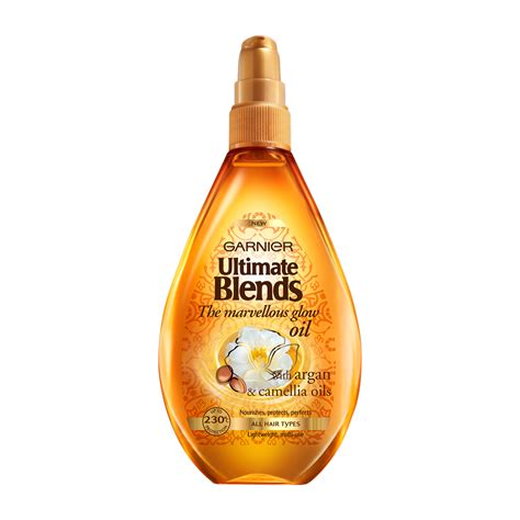 Detox Glow Mavellous by Garnier Ultimate Blends The Marvellous Glow 150ml