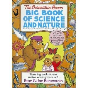 moses and the big science and creation books the berenstain bears big book of science and nature