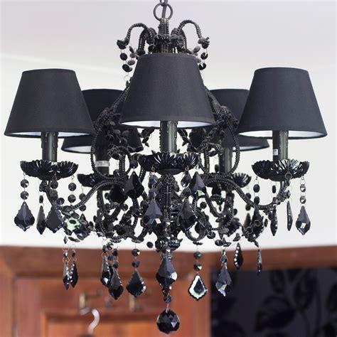 [ black chandelier for bedroom ]   black chandelier