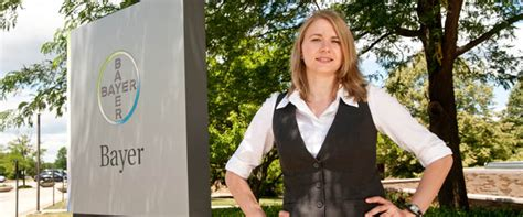 Bayer Inc Mba Internship by Meet Heike Steurer M B A Alum And Financial Analyst For