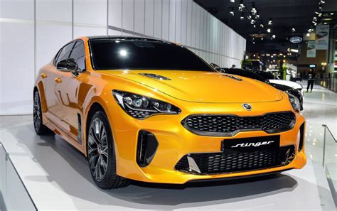 2019 Kia Stinger Gt Specs by 2019 Kia Stinger Gt Price Review Interior Mpg Engine
