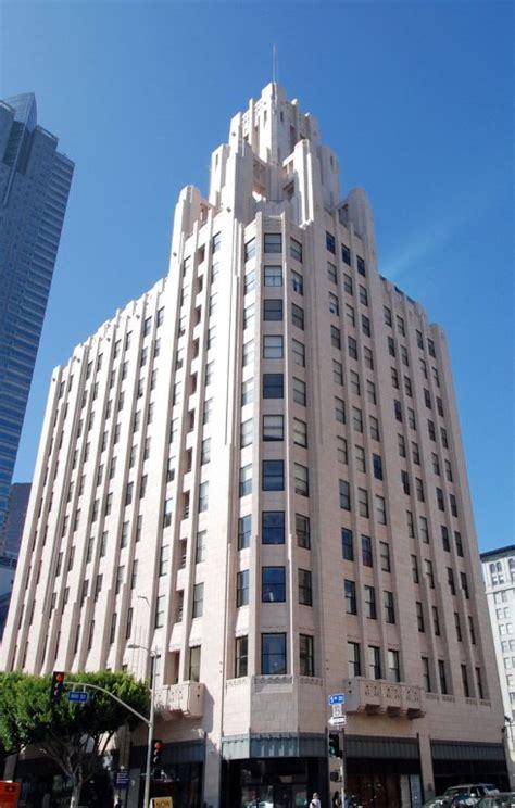 Deco Apartment Buildings Los Angeles Deco Walking Tour Los Angeles Conservancy