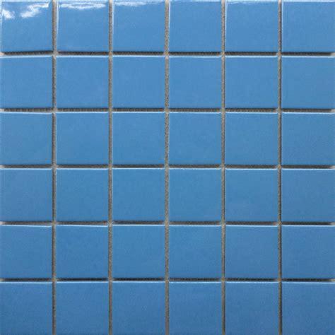 blue tile badezimmer klassische blauen keramik mosaik fliesen k 252 che backsplash