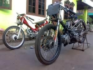 kumpulan gambar foto motor drag bike dan modifikasi fahriemje