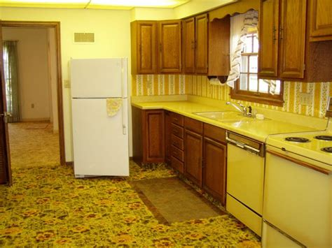 1970s kitchen cabinets 1970 s kitchen memory lane pinterest