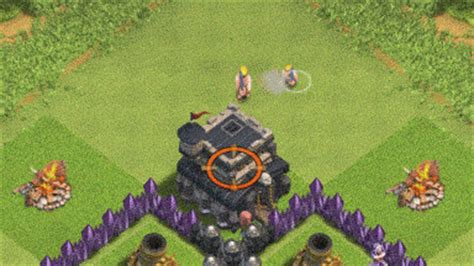 Clash Of Clan Wizard With Rabbit clans gifs on giphy