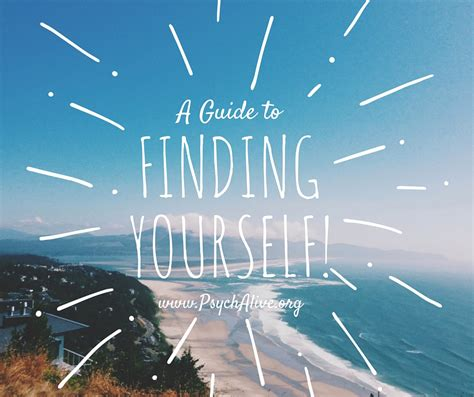 Finding Yourself by Finding Yourself A Guide To Finding Your True Self
