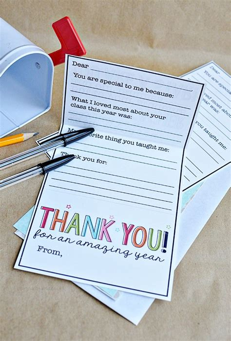 Thank You Note For Handmade Gift - best 25 cards ideas on thank you