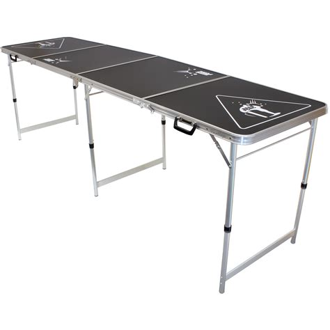 official size 8 foot folding pong table bbq