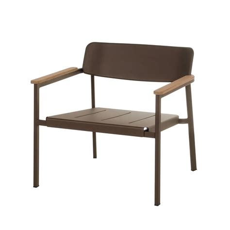 chaise longue jardin 692 shine l chaise lounge emu en aluminium empilable en
