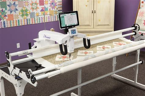 Hq Sixteen Quilting Machine by Handi Quilter Hq Avante