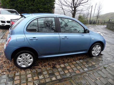 blue nissan micra nissan micra nissan micra auto 1 2 acenta a c 5 door
