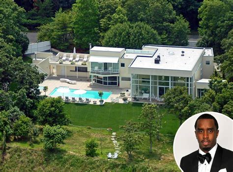 Haus P by Diddy Combs From Homes In The Htons E