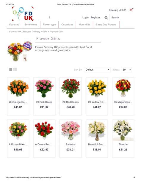 Send Flowers Uk by Send Flowers Uk Order Flower Gifts