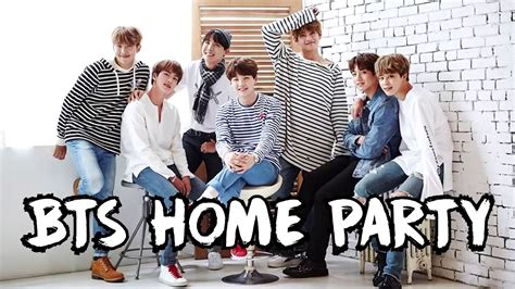 bts indo sub indo sub 170613 bts home party youtube