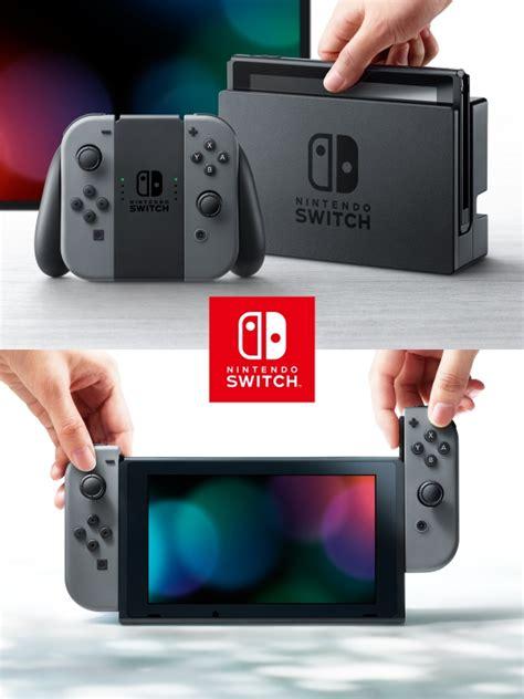 nintendo nuova console nintendo switch on ecco 232 la nuova console