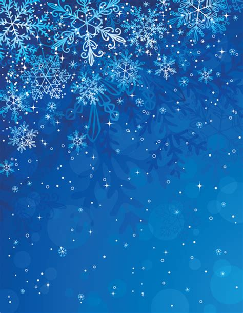 free snowflake background pattern winter snowflake backgrounds art design vector free vector