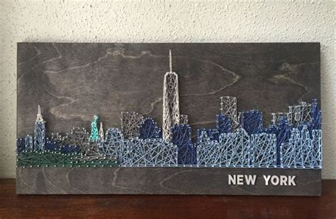 New York String - best 20 new york skyline ideas on