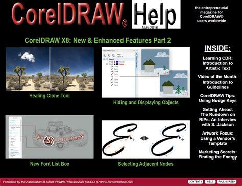 magazine design with corel draw welcome to coreldraw help coreldraw help